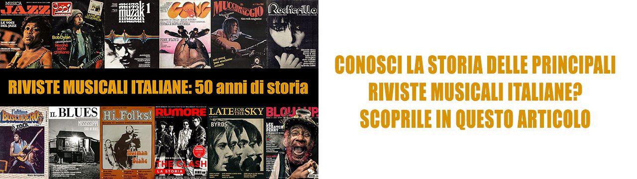 Riviste musicali italiane