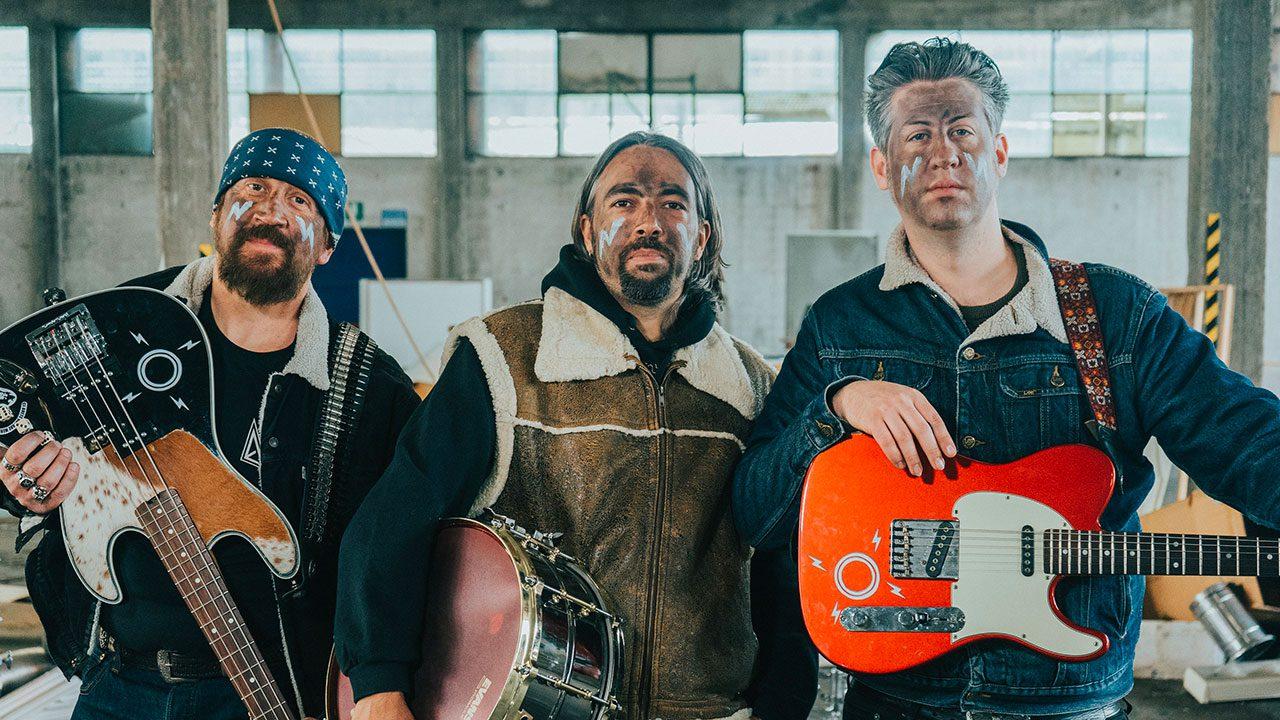 """I Gigowatt lanciano il loro primo album """"Rock'n'Roll In The Country"""""""