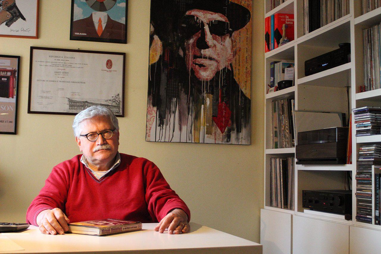 Guido Giazzi intervistato da A-Z Press