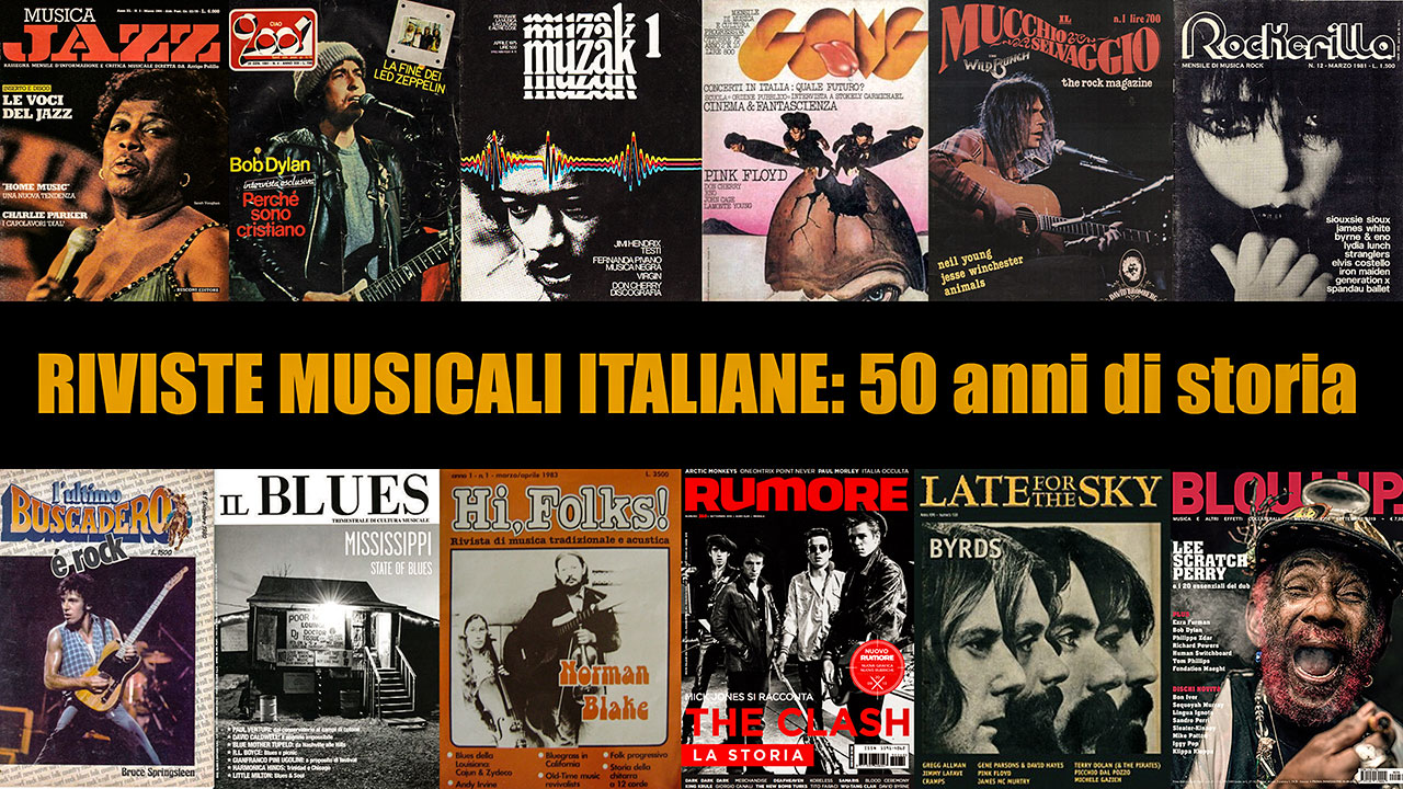 storia delle riviste musicali italiane