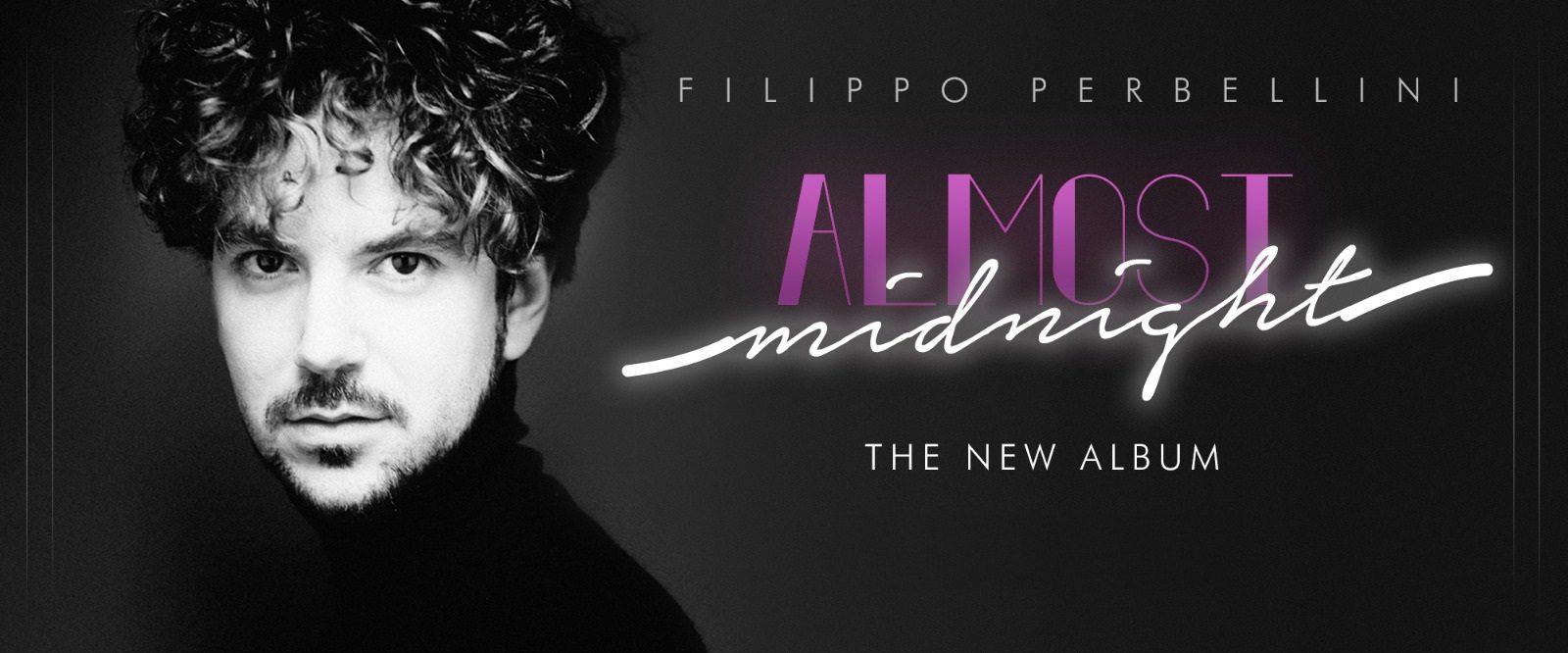 Filippo Perbellini cover Almost Midnight