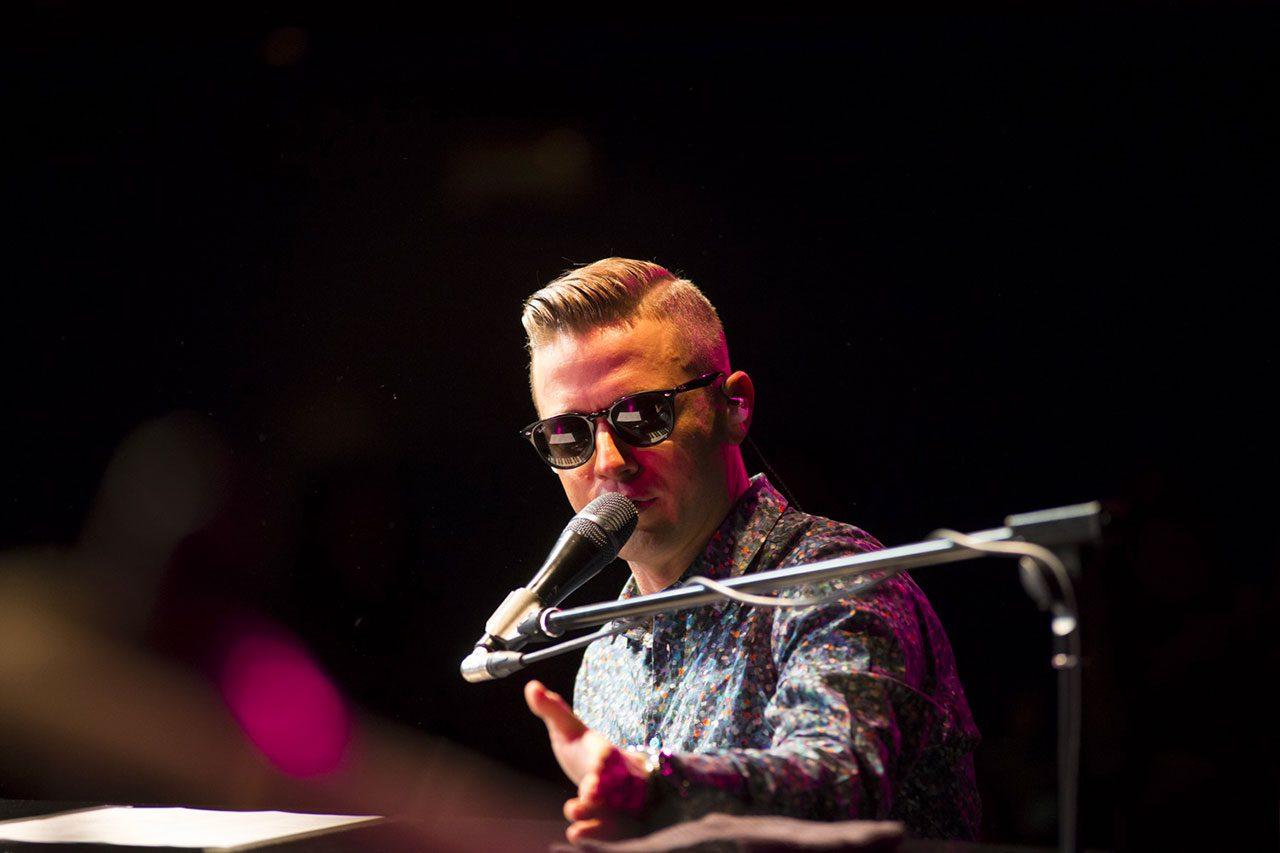 Matthew Lee, grande pianista rock'n'roll