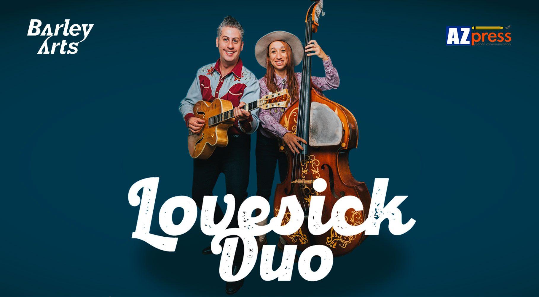 Lovesick Duo live settembre
